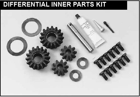 dana 60 spide gears interrnal kit