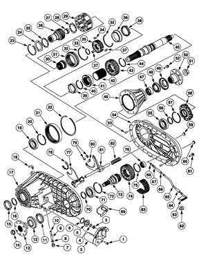 2001 Jeep Wrangler Front Suspension Diagram further Viewtopic as well 779113 Heater Core moreover T22095229 Fuel pump fuse 2005 expedition likewise Np273. on 2006 f350 rear wiring