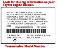 toyota l series l40 l42 l45 l52 4 and 5 speed manual transmissions rh drivetrain com toyota pickup manual transmission identification 3 Speed Manual Transmission Identification