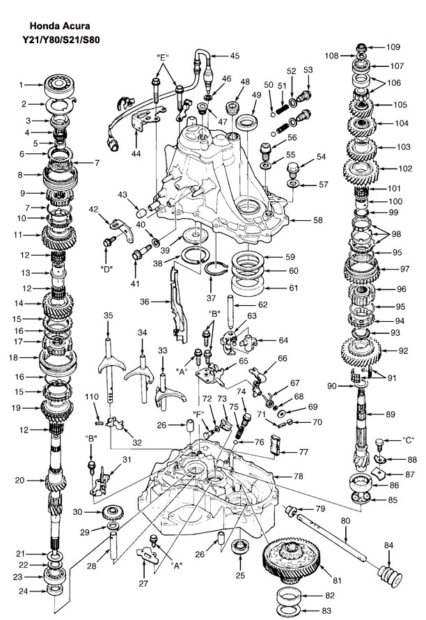 1995 Honda Civic Distributor Wiring Diagram moreover 840zj Odyssey Exl Looking Wire Constant Power Source Does moreover Honda Passport Intake Manifold Diagram together with Honda Civic Fuse Diagram in addition P 0996b43f8037d19a. on 96 acura integra engine diagram