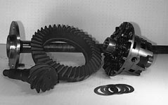 GM 12 bolt car ring and pinion gears