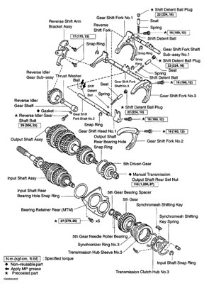 Toyota C59 Parts Illustration