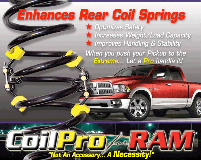 coil support for 2009 & newer dodge ram 1500