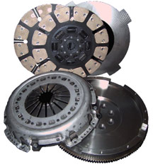High Performance Diesel Clutch Kits