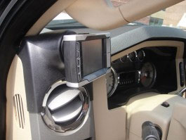 Stylized Tuner, Dash Mounted in your Power Stroke Diesel