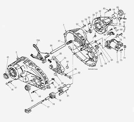 908507 Question About Transfer Case on 1997 ford f 150 4x4 wiring diagram