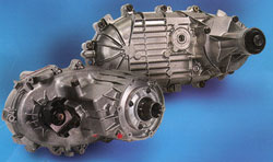 Chevrolet GMC rebuilt transfer case replacements