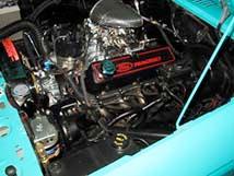 Gear Vendor Overdrive Installation in 1984 Ranger Engine