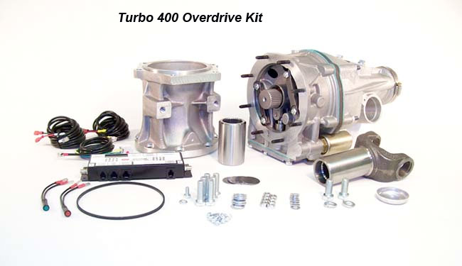 Gear Vendors Overdrive Unit Chevrolet Amp Gm 3 Speed Th350