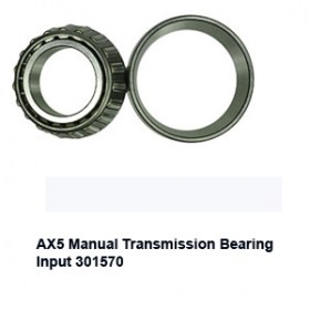 AX5 Manual Transmission Bearing Input 301570