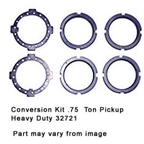 Conversion Kit .75  Ton Pickup Heavy Duty 32721