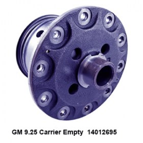 GM 9.25 Carrier Empty  14012695