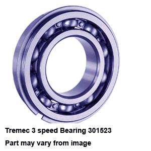 Tremec 3 speed Bearing 301523