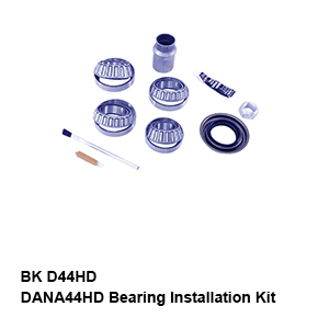 Grand Cherokee Rear End Rebuild Kit