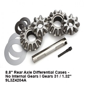 8.8_ Rear Axle Differential Cases - No Internal Gears l Gears 31 _ 1.32_ 9L3Z4204A4