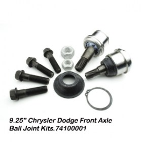 9.25_ Chrysler Dodge Front Axle Ball Joint Kits.741000013