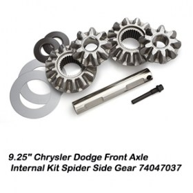 9.25_ Chrysler Dodge Front Axle Internal Kit Spider Side Gear 74047037