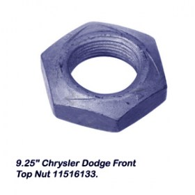 9.25_ Chrysler Dodge Front Top Nut 11516133