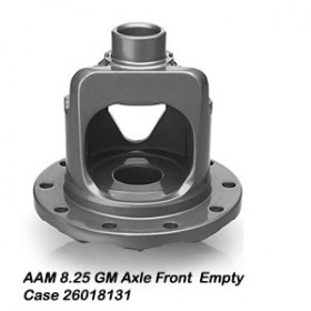 AAM 8.25 GM Axle Front  Empty Case 2601813129