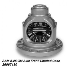 AAM 8.25 GM Axle Front  Loaded Case 260671302