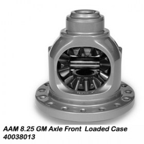 AAM 8.25 GM Axle Front  Loaded Case 400380139