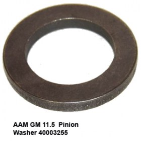 AAM GM 11.5  Pinion Washer 400032558