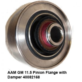 AAM GM 11.5 Pinion Flange with Damper 400821688
