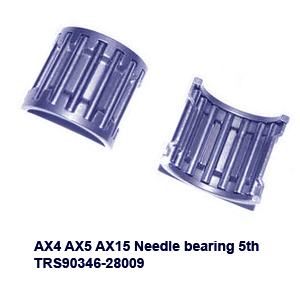 AX4 AX5 AX15 Needle bearing 5th TRS90346-28009