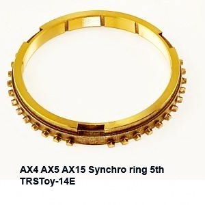 AX4 AX5 AX15 Synchro ring 5th TRSToy-14E