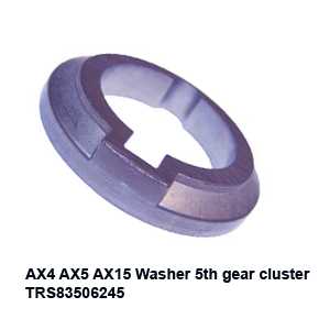 AX4 AX5 AX15 Washer 5th gear cluster TRS83506245