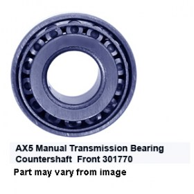 AX5 Manual Transmission Bearing Countershaft  Front 301770