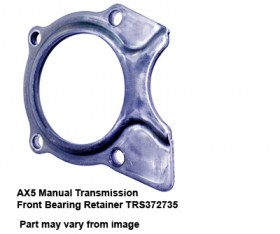 AX5 Manual Transmission Front Bearing Retainer TRS372735