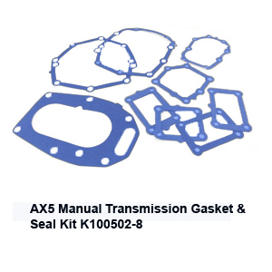 AX5 Manual Transmission Gasket & Seal Kit K100502-8