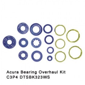 Acura Bearing Overhaul Kit C3P4 DTSBK323WS1