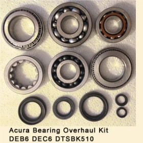 Acura Bearing Overhaul Kit DEB6 DEC6 DTSBK510