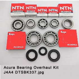 Acura Bearing Overhaul Kit J4A4 DTSBK337