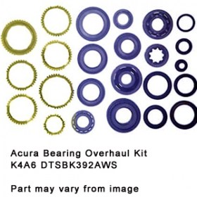 Acura Bearing Overhaul Kit K4A6 DTSBK392AWS5