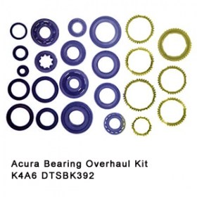 Acura Bearing Overhaul Kit K4A6 DTSBK392