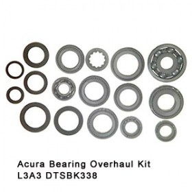 Acura Bearing Overhaul Kit L3A3 DTSBK338