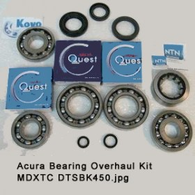 Acura Bearing Overhaul Kit MDXTC DTSBK450