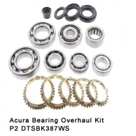 Acura Bearing Overhaul Kit P2 DTSBK387WS4