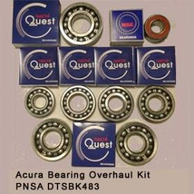 Acura Bearing Overhaul Kit PNSA DTSBK483