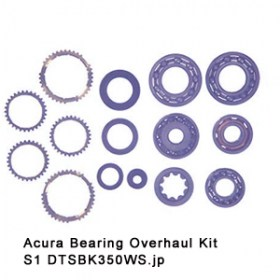 Acura Bearing Overhaul Kit S1 DTSBK350WS