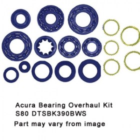 Acura Bearing Overhaul Kit S80 DTSBK390BWS3