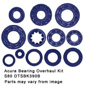 Acura Bearing Overhaul Kit S80 DTSBK390B