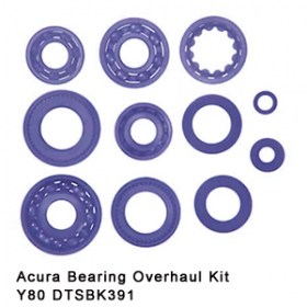 Acura Bearing Overhaul Kit Y80 DTSBK391