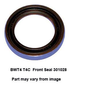 BWT4 T4C  Front Seal 301028