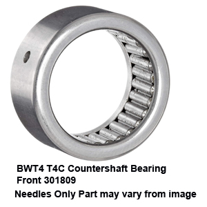 BWT4 T4C Countershaft Bearing Front 3018094