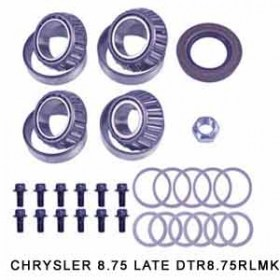 Bearing-Overhaul-Kit-CHRYSLER-8.75-LATE-DTR8.75RLMK
