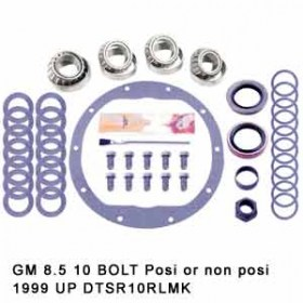 Bearing-Overhaul-Kit-GM-8.5-10-BOLT-Posi-or-non-posi-1999-UP-DTSR10RLMK